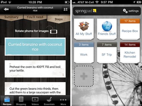 mobile-design-patterns-app-invitation-model-persistent-recipes-spring-pad
